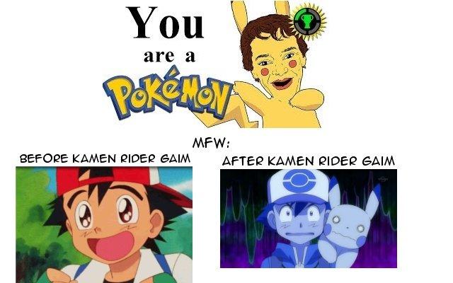 Gen Urobuchi Ruins Fun Things Pokémon Know Your Meme