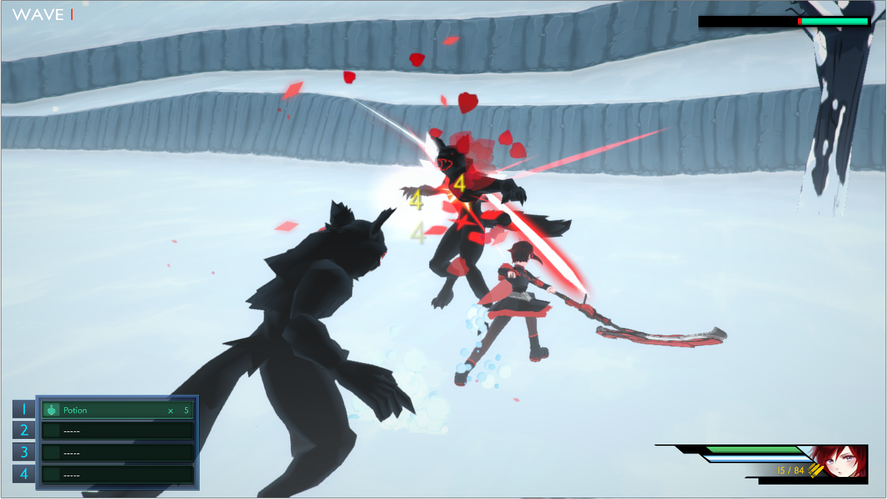 rwby grim eclipse in game rwby know your meme