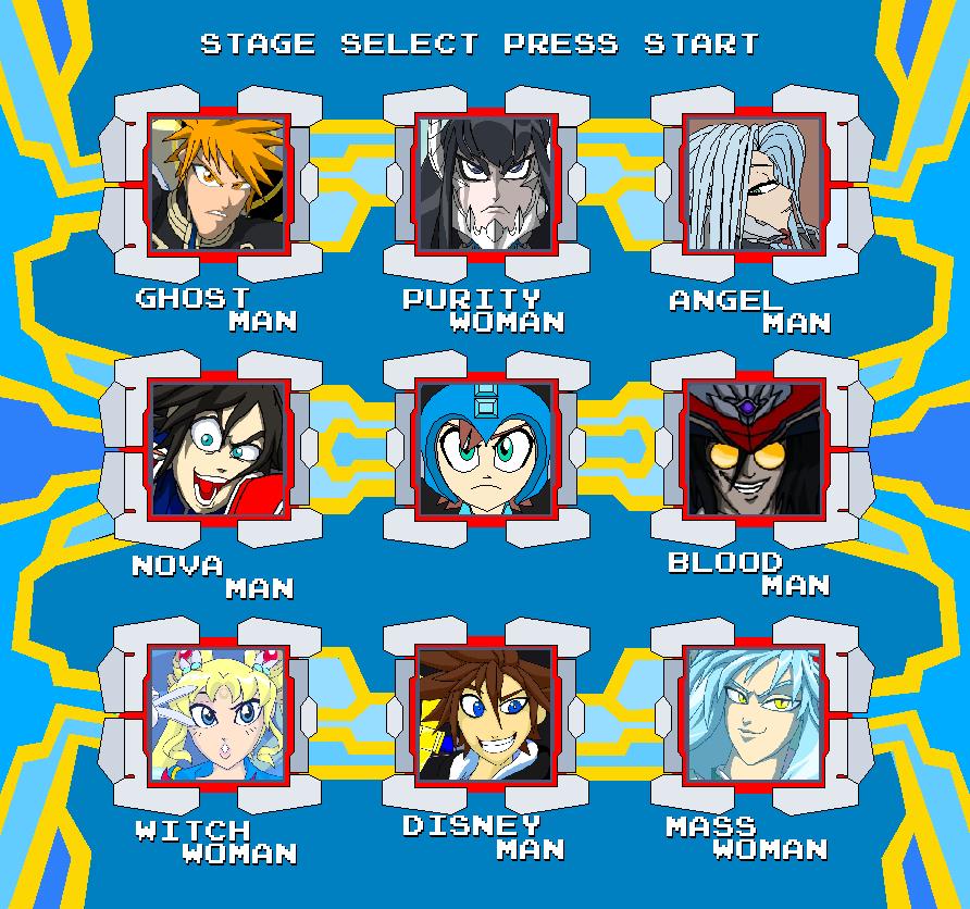 Deliberate Rom Hack Maker Bait   Mega Man / Rockman   Know
