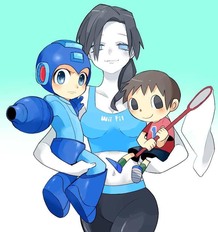 Wii fit trainer rule 34
