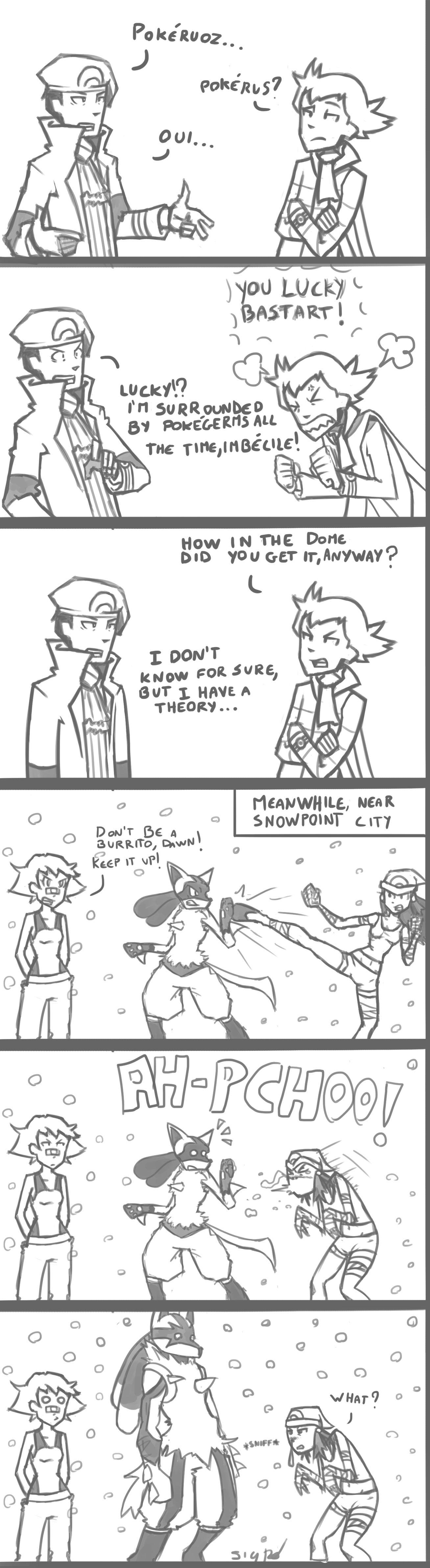 Pokérus: The Origins   Twitch Plays Pokemon   Know Your Meme