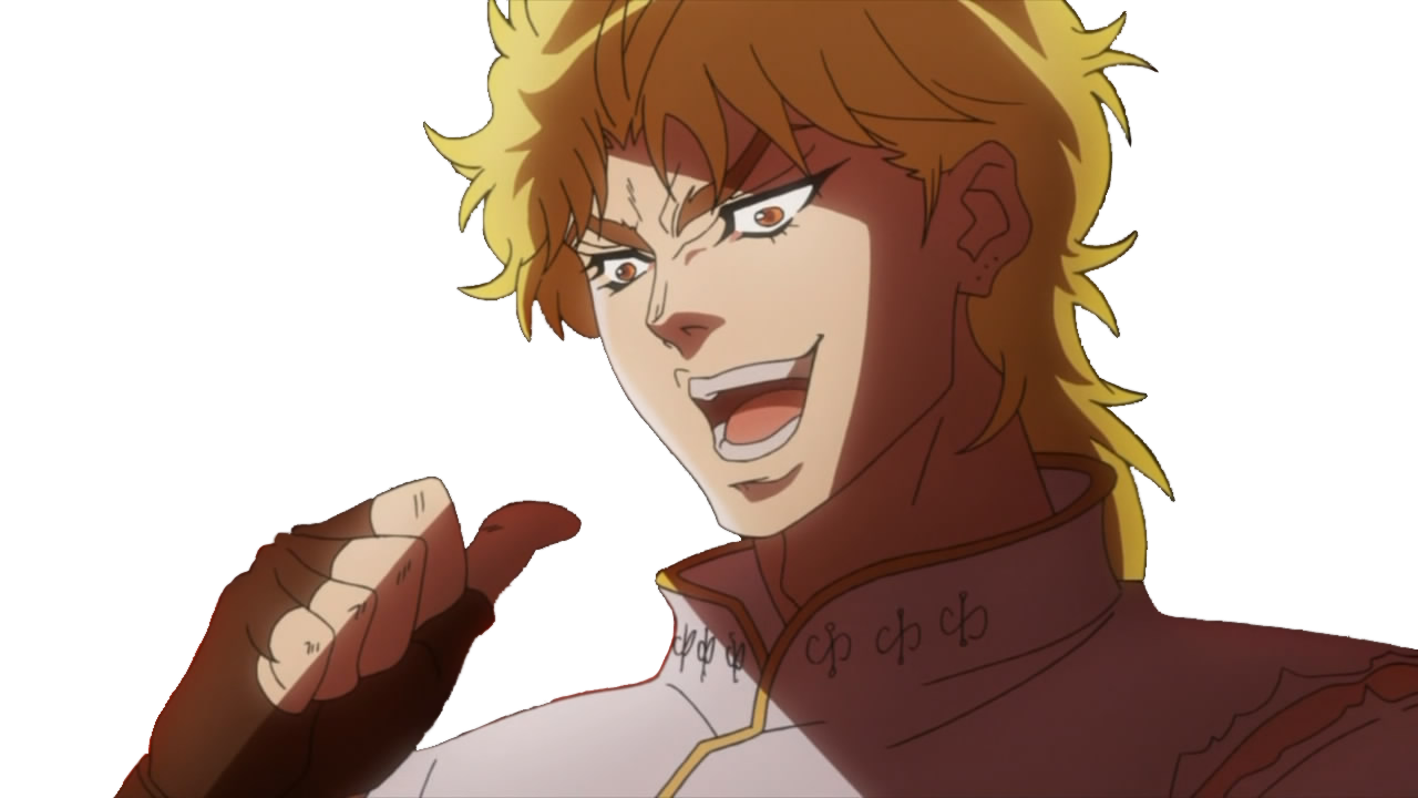 Image result for it was me dio