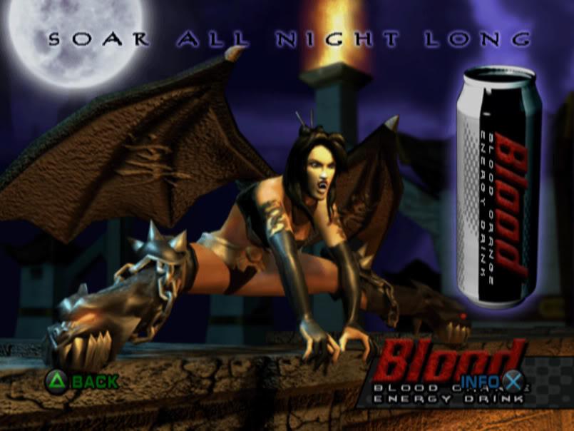 Blood Energy Drink | Mortal Kombat | Know Your Meme