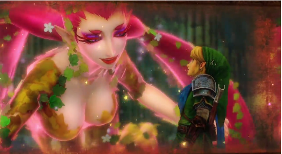 Great Fairy In Hyrule Warriors Childhood Enhanced Know Your Meme