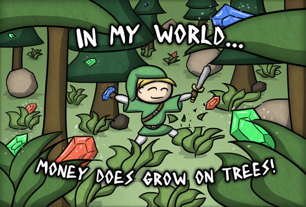 ROM ON TREES The Legend Of Zelda A Link Between Worlds