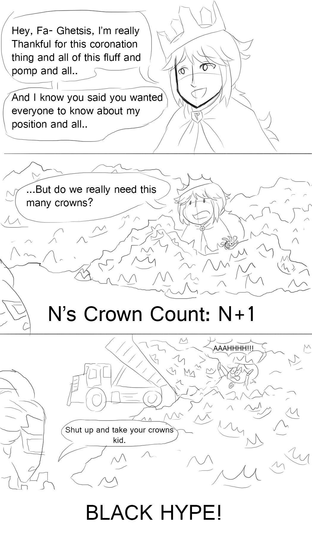 N's Crowns [BW Title Screen Hype] | Twitch Plays Pokemon | Know Your