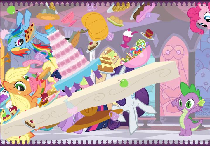 castle creator is fun my little pony friendship is magic know