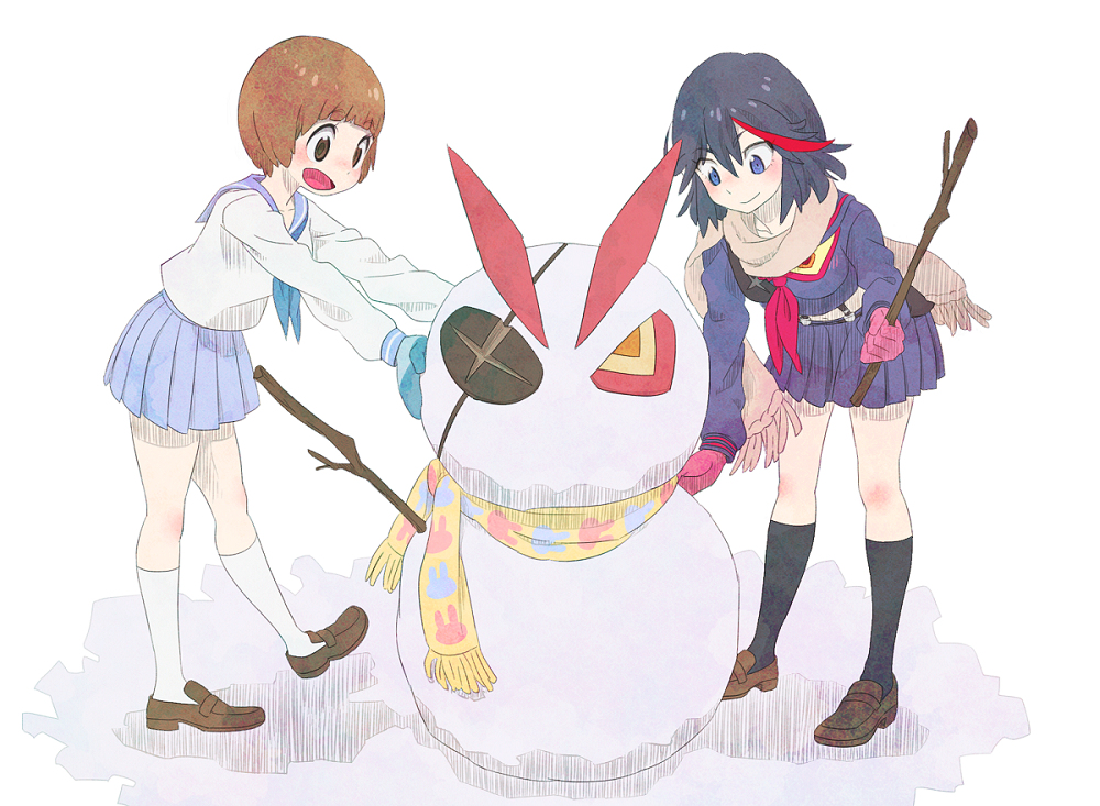 8ae9d0cf3cc6f Kill la Kill - We Just Need A Life Fiber Top Hat And We Have Ourselves A  Frostketsu The Snowkamui.