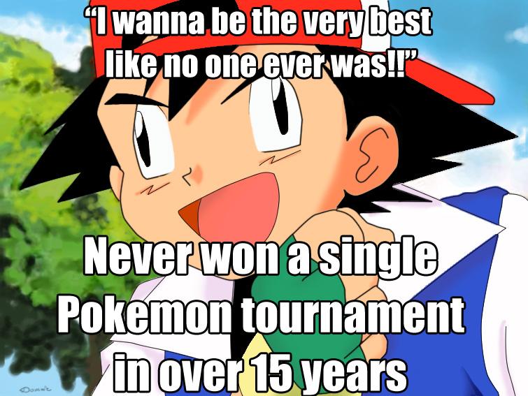 I Wanna Be The Verybest Ikeno One Everwas Neverwona Single Pokemon Tournament In Over