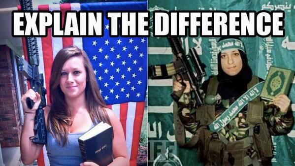 The Difference Between Jihad And America Jihad Barbie Know Your Meme