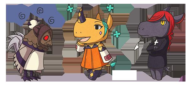 Animal Crossing New Leaf Command Conquer Generals Mammal Cartoon Vertebrate Horse Like