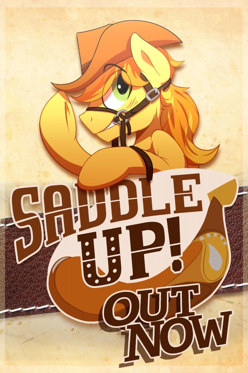 mlp saddle up