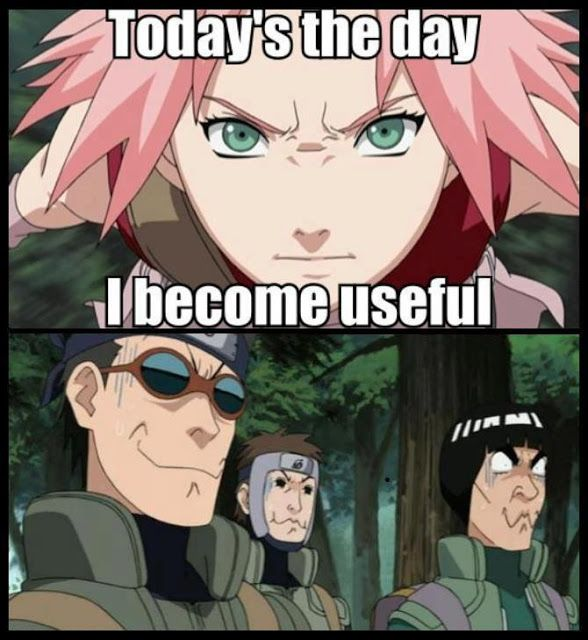 today s the day i become useful naruto know your meme