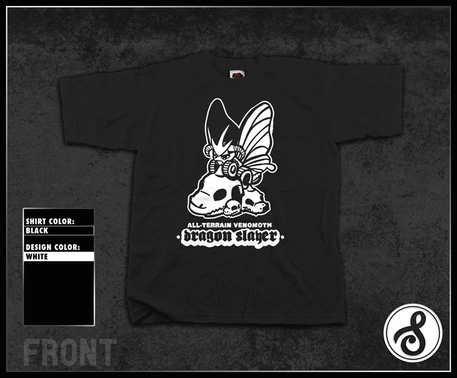 Atv Dragon Slayer Shirt Twitch Plays Pokemon Know Your Meme