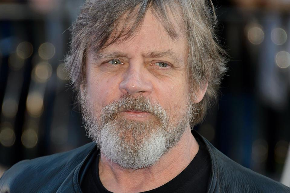 Mark Hamills Jedi Beard For Star Wars Episode Vii Star Wars