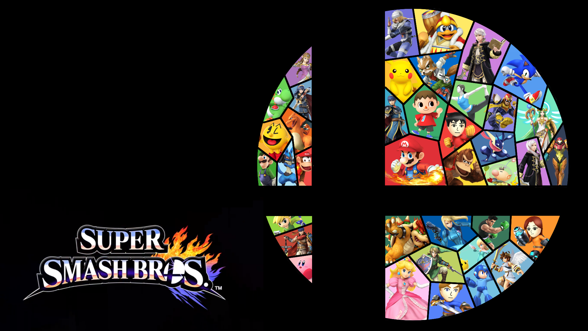 Smash 4 Wallpaper Super Smash Brothers Know Your Meme