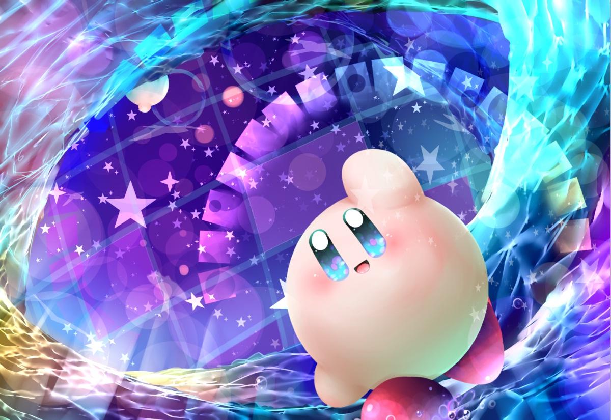 Aurora Ice Kirby Know Your Meme
