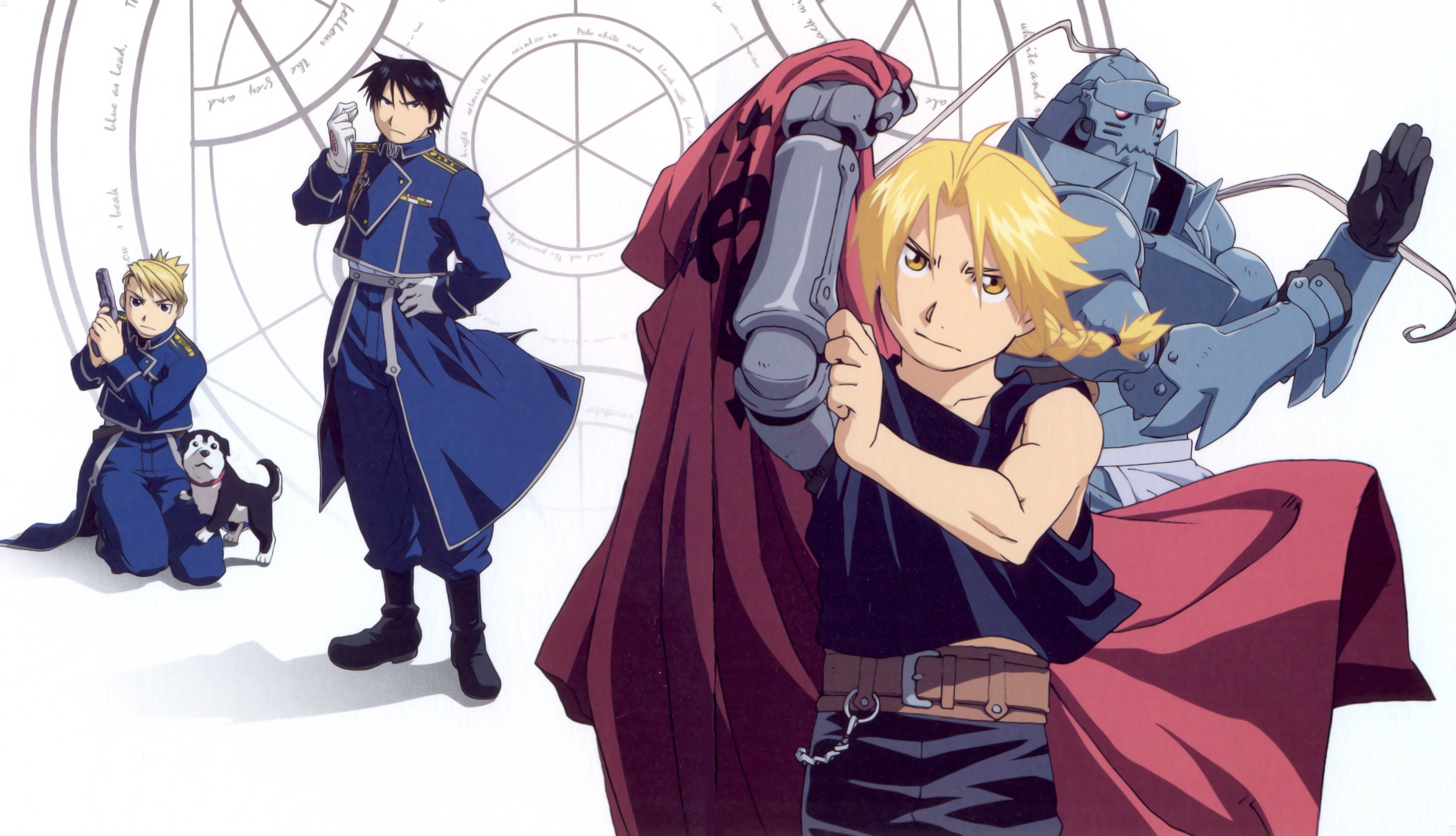 Fmab Fullmetal Alchemist Know Your Meme