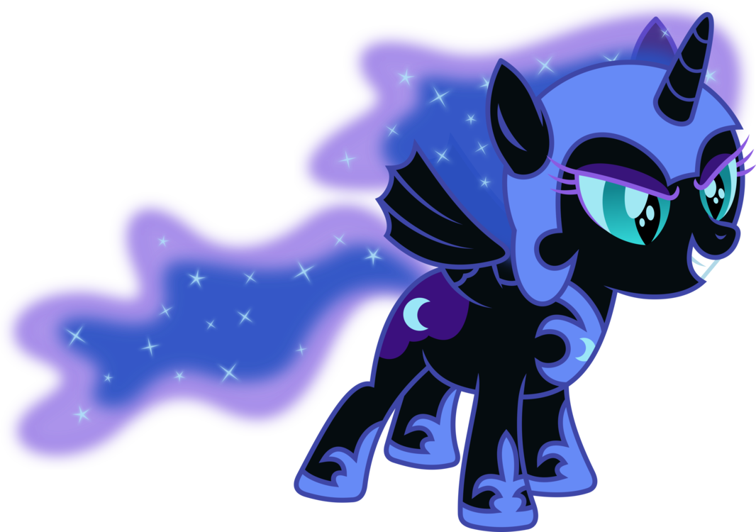 Nightmare Moon Filly My Little Pony Friendship Is Magic Know