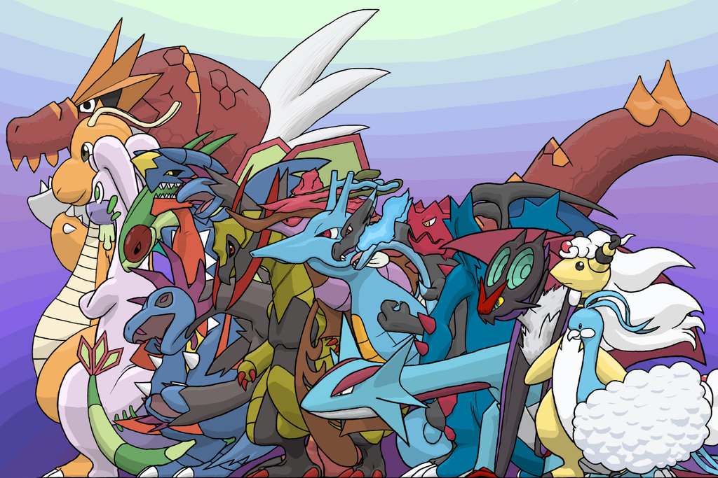 the dragons of pokemon pokémon know your meme