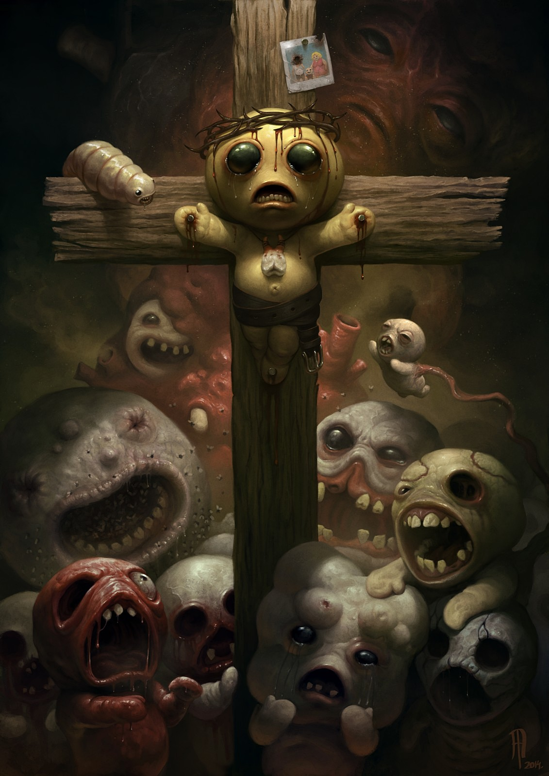 The Binding Of Isaac By Spinebender The Binding Of Isaac Know