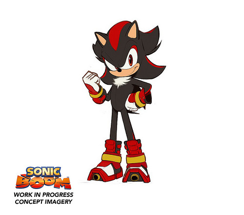 Sonic Boom - Shadow Concept | Sonic the Hedgehog | Know Your