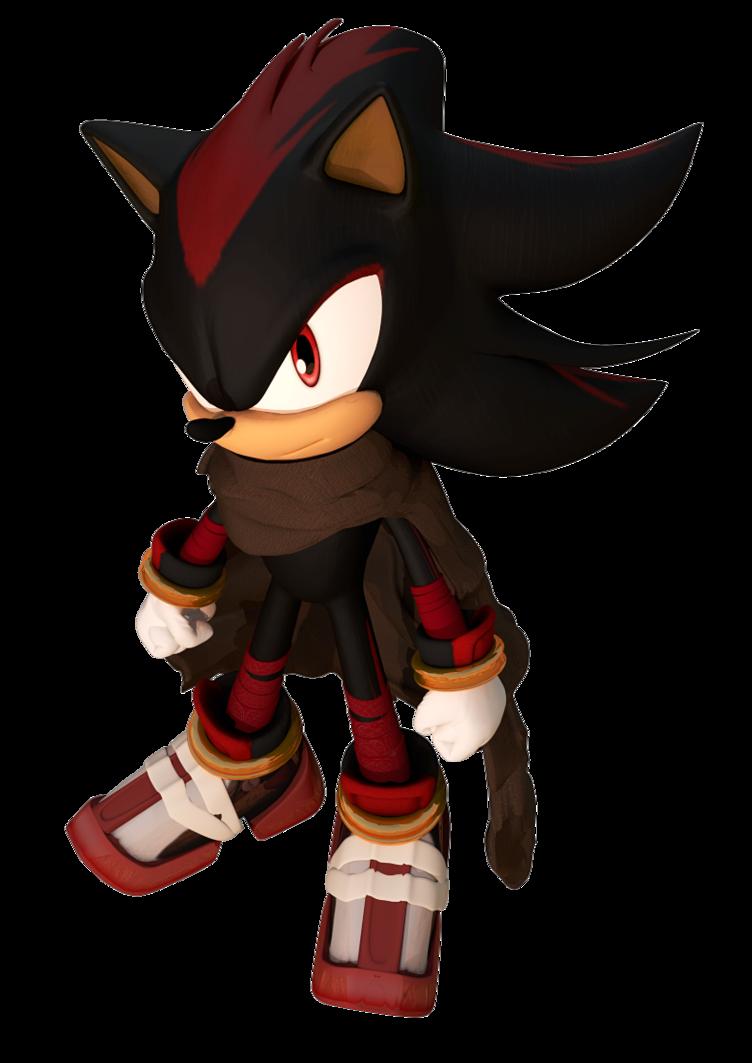 Sonic Boom Shadow Fan Design | Sonic the Hedgehog | Know ...