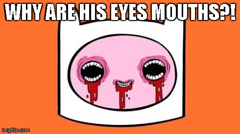 Creepy Right Mouth Eyes Know Your Meme
