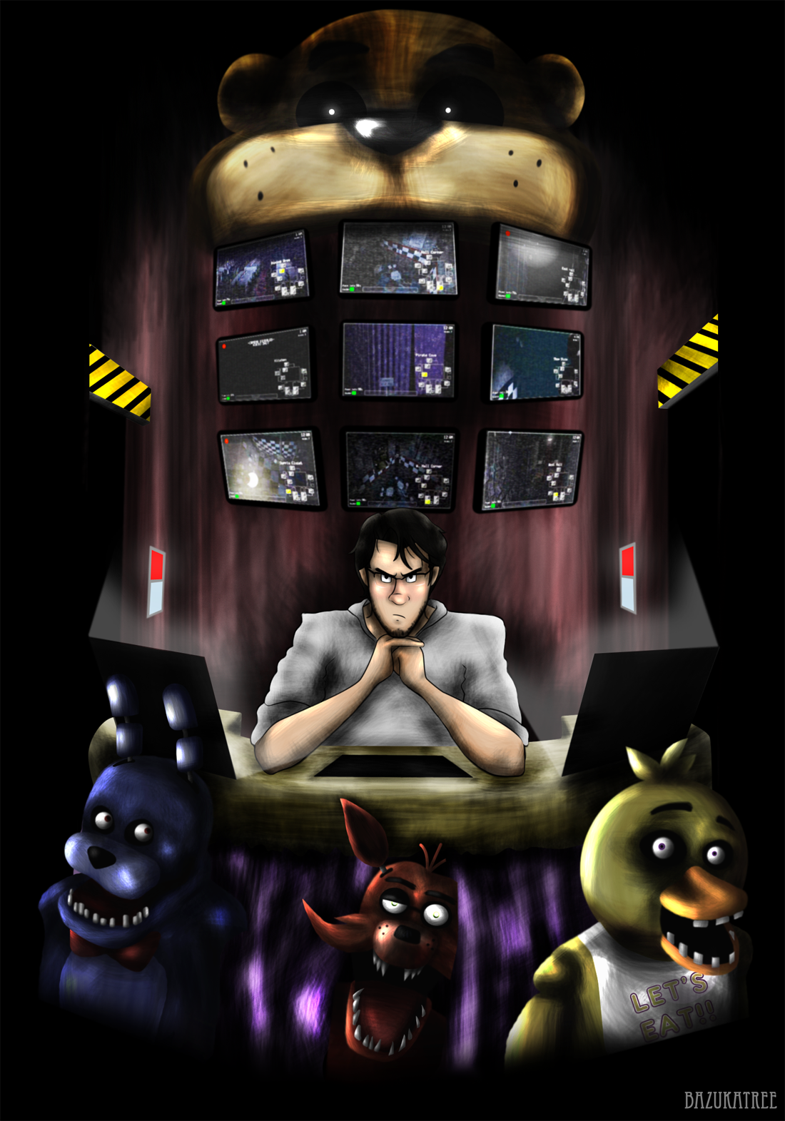 Image 811738 Five Nights At Freddy S Know Your Meme