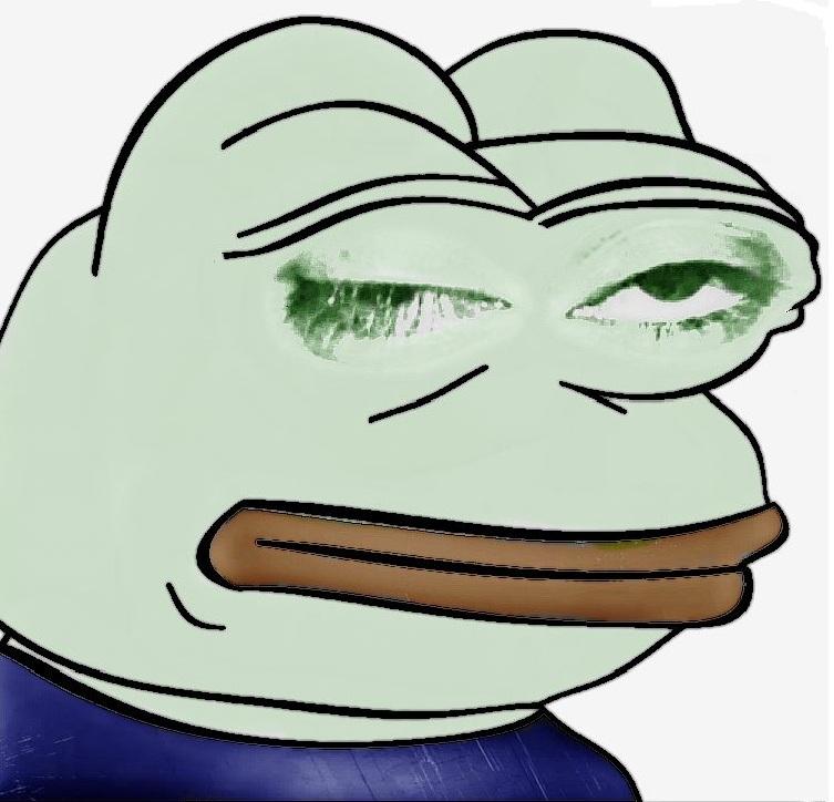 Pepe Feels Bad Man Sad Frog Know Your Meme