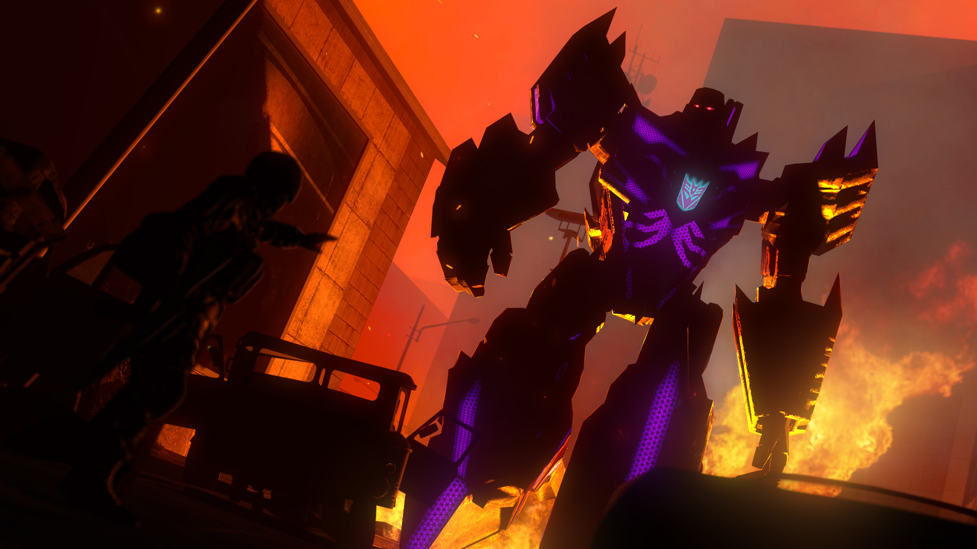 ALL HAIL MEGATRON by lonefirewarrior   Transformers   Know Your Meme
