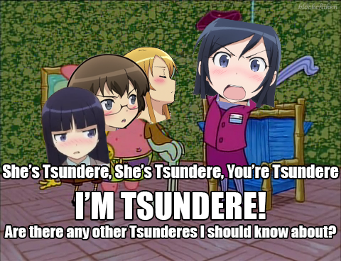 612 are there any other tsunderes i should know about? are there any