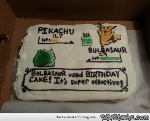 Best Cake Ever Pokémon Know Your Meme