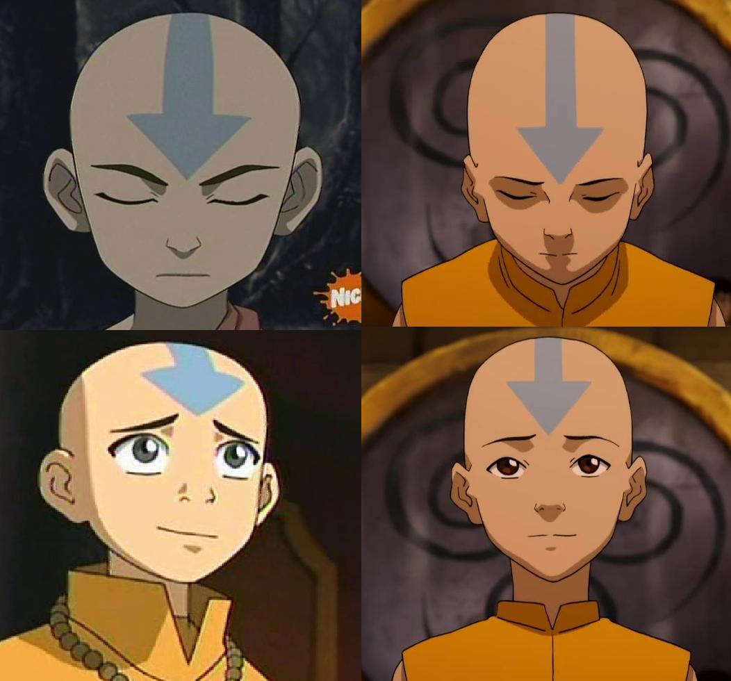 Aang Korra aang's pride | avatar: the last airbender / the legend of