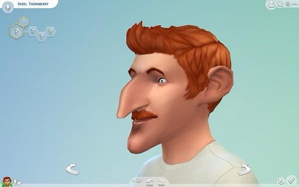 the sims 4 character creation nigel thornberry remixes know your