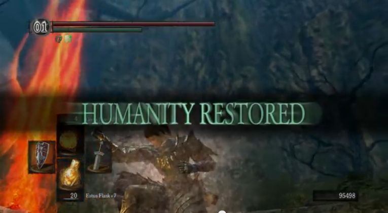 Dark Souls: Humanity Restored