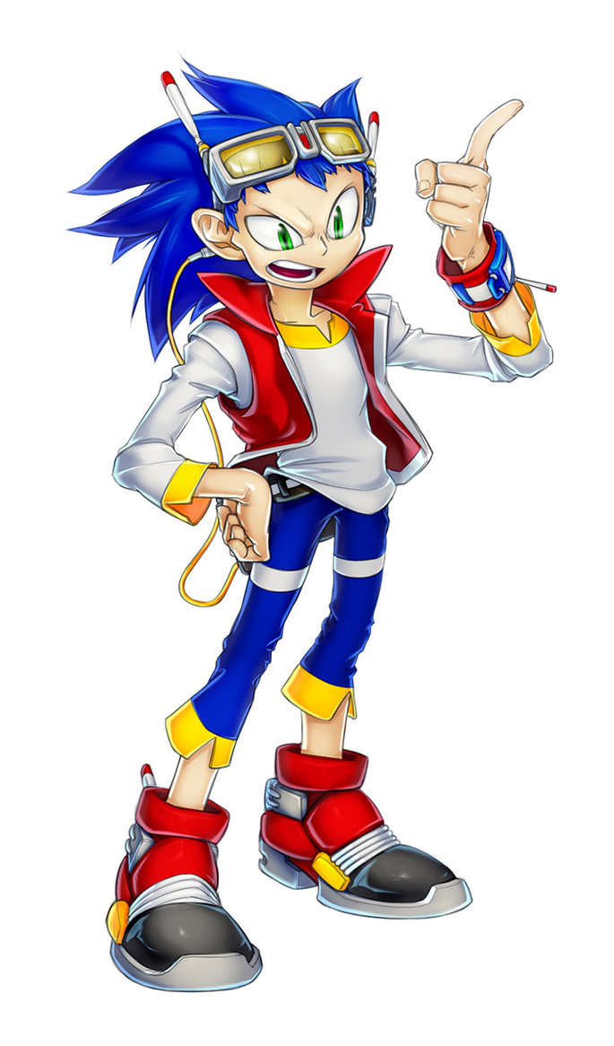 Official Human Sonic Redrawn Sonic The Hedgehog Know Your Meme