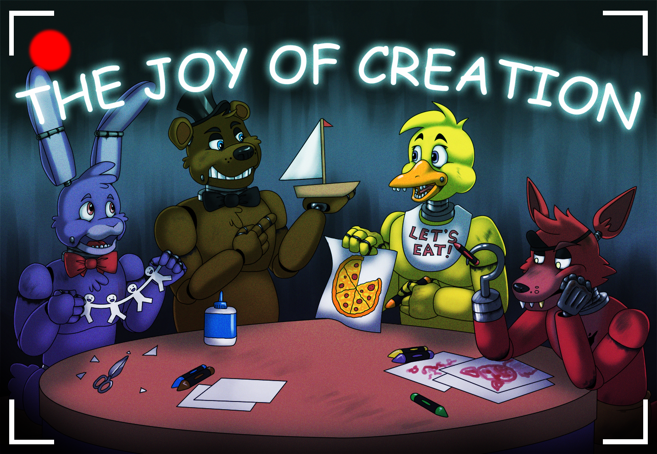 image 823594 five nights at freddy s know your meme