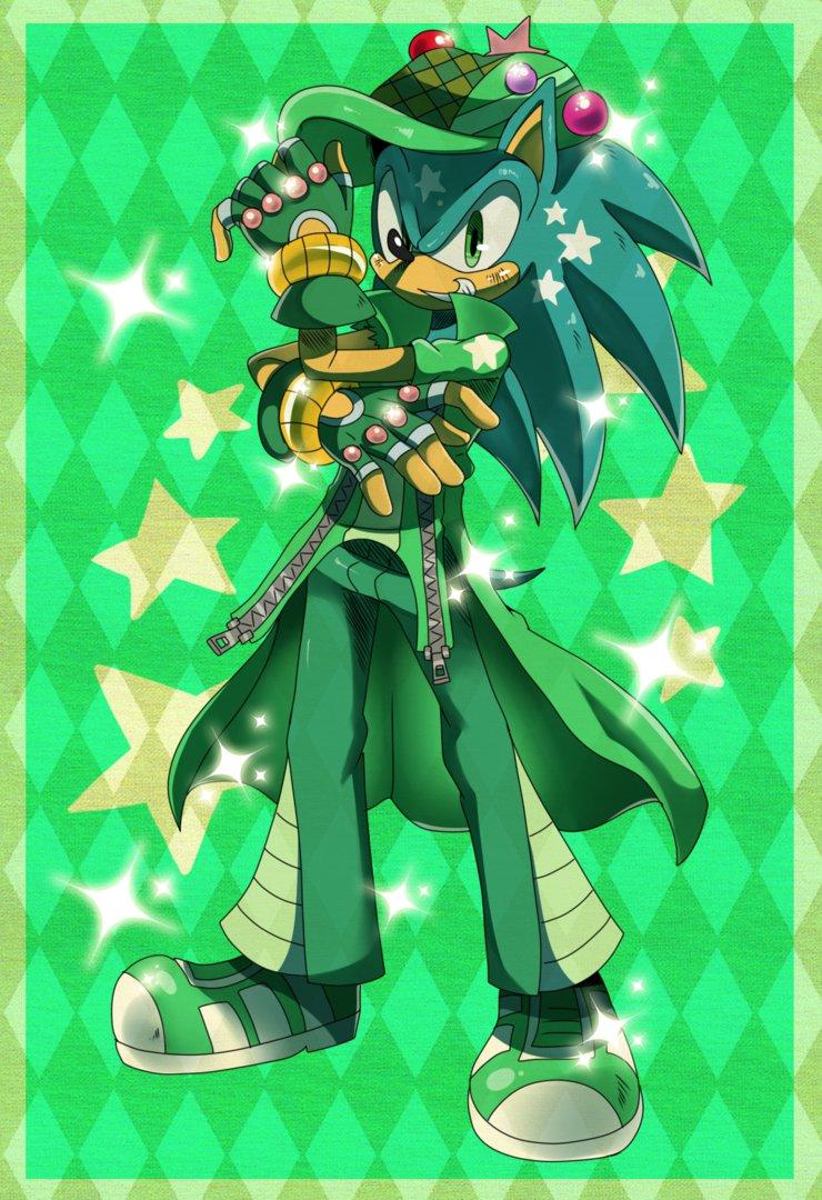 Sonic Jojo Style Sonic The Hedgehog Know Your Meme