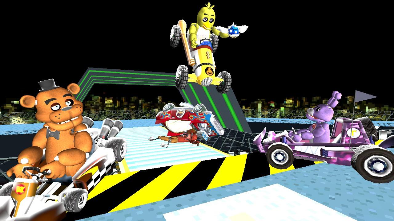 kart naf Image   825896] | Five Nights at Freddy's | Know Your Meme kart naf