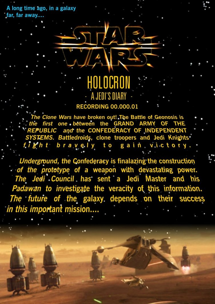 Image - 827453] | Star Wars Opening Crawl | Know Your Meme