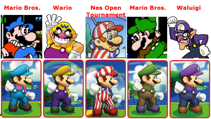 Mario S Costume Inspiration Super Smash Brothers Know Your Meme