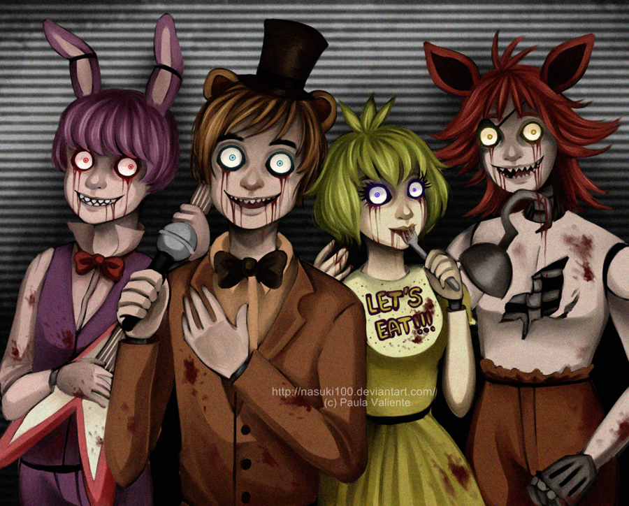 image 833724 five nights at freddy s know your meme