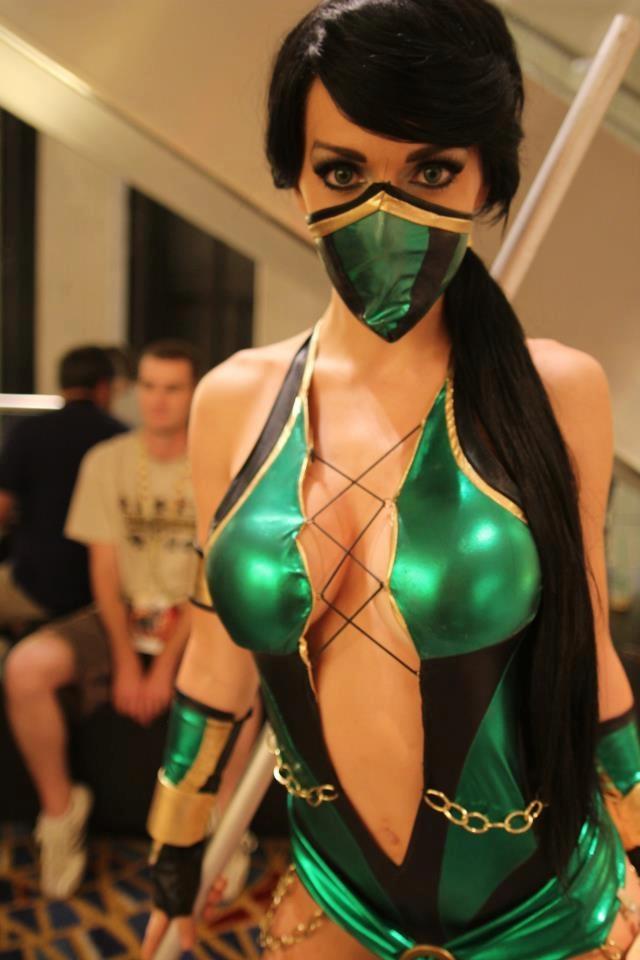 Jade Kosplay Mortal Kombat Know Your Meme