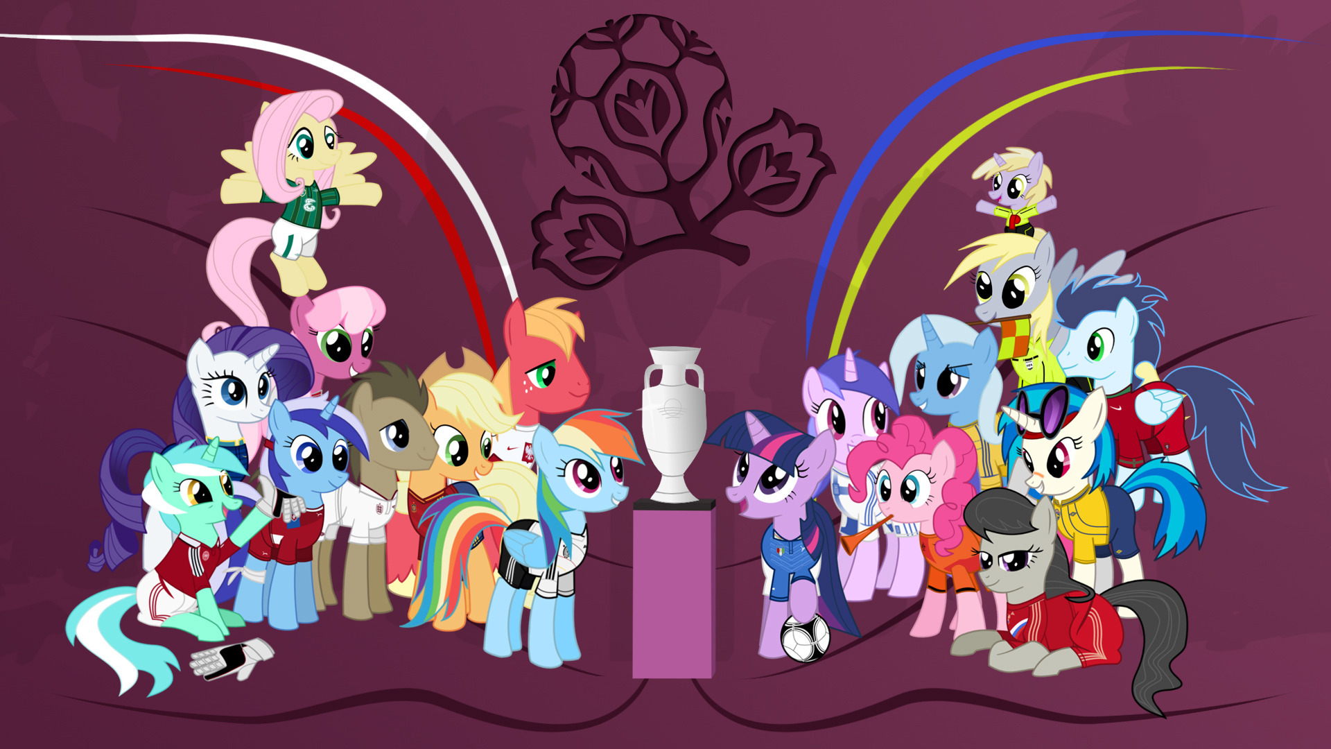 My Little Pony Wallpaper My Little Pony Friendship Is Magic