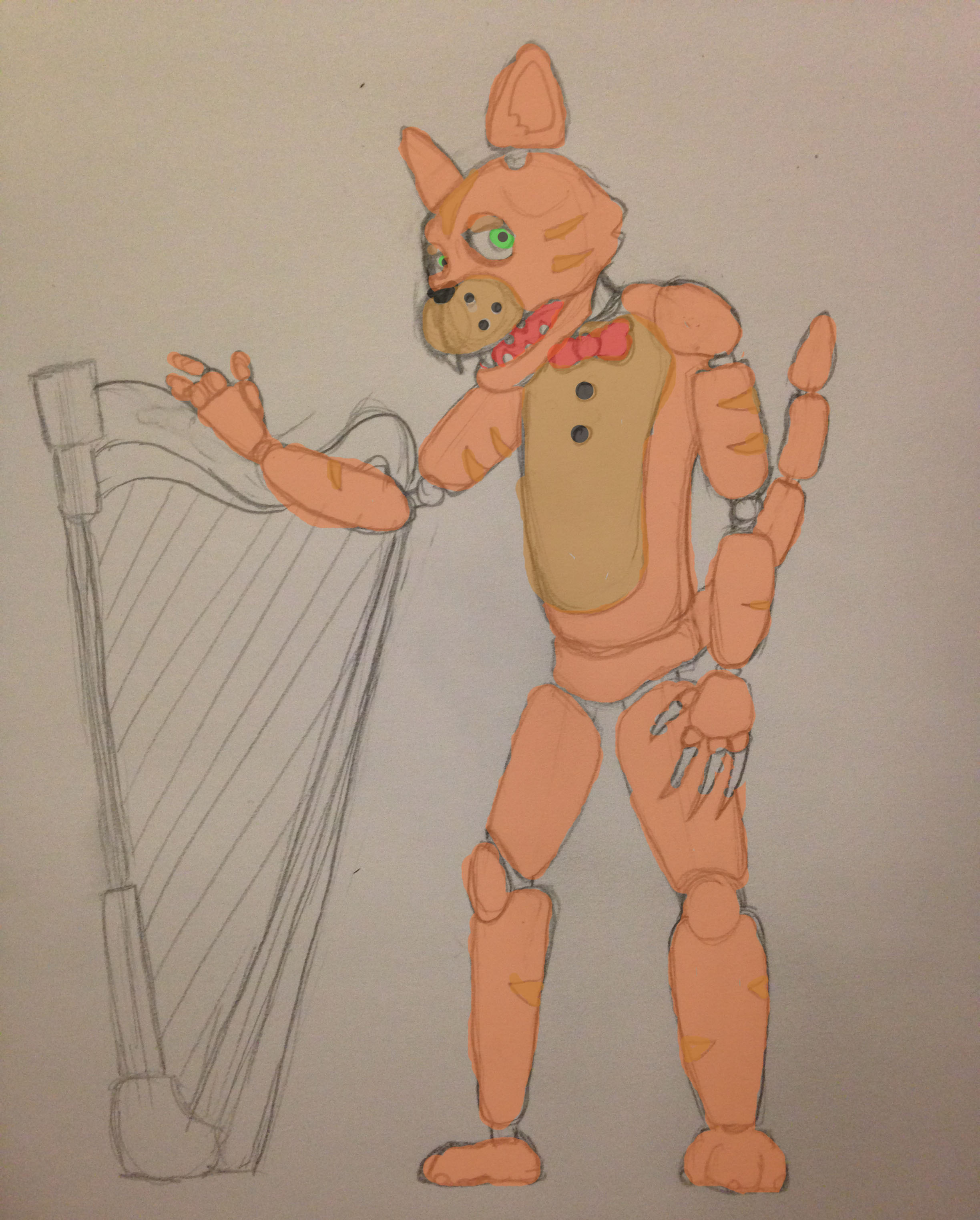 tabby the cat fnaf oc five nights at freddy s know your meme