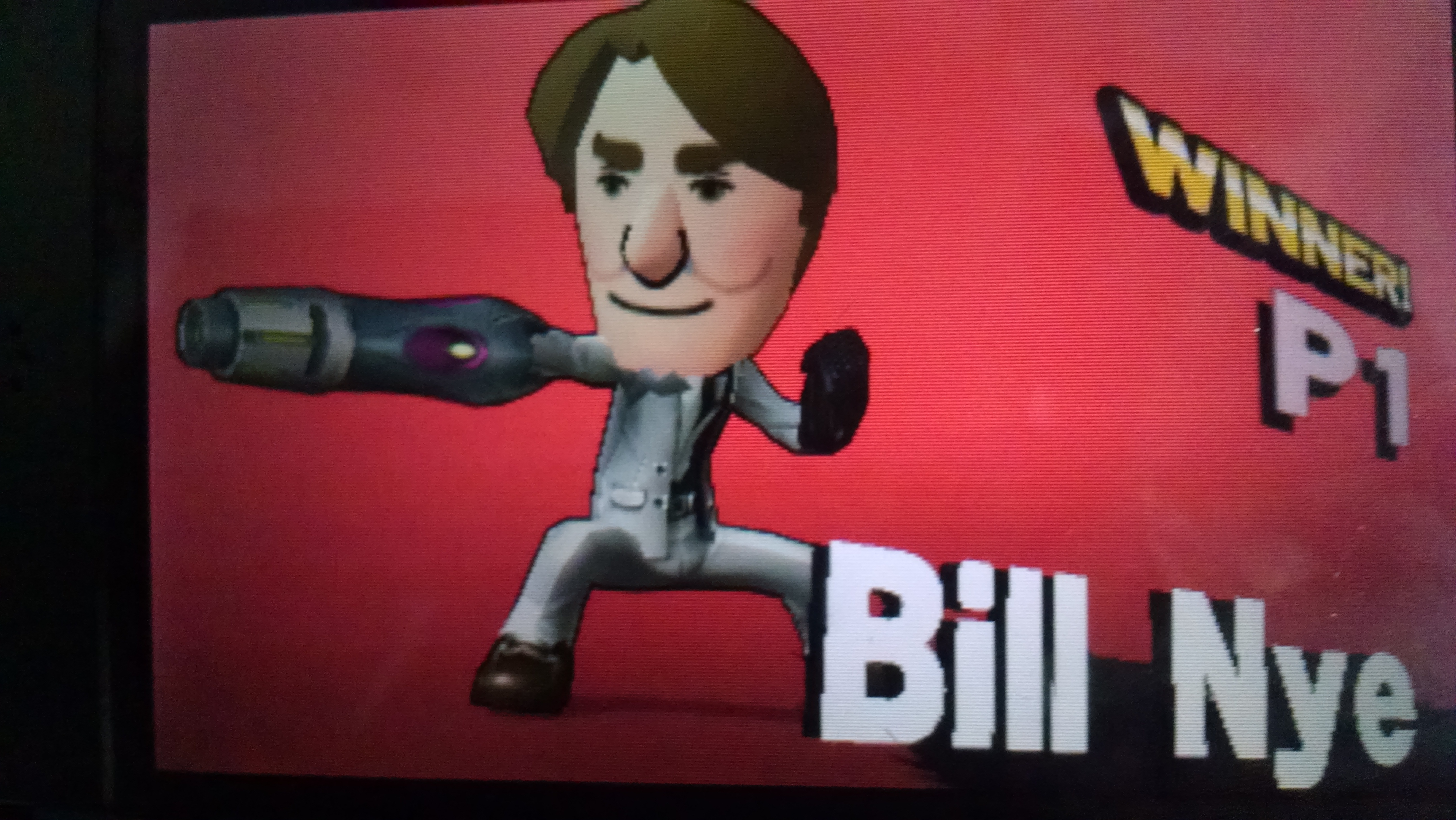 Bill Nye Explains The Science Mii Gunner Know Your Meme