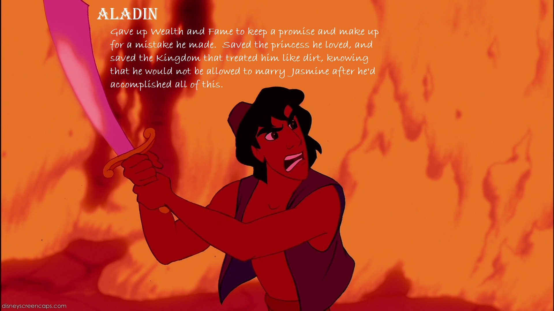 Disney Prince Bio Aladdin Know Your Meme Story Books Of Aladin Gave Up Wealth And Fame To Keep A Promise Make For Mistake