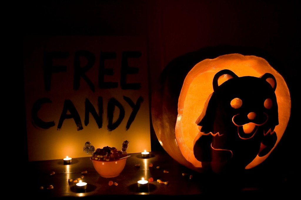 Free Candy Pumpkin Carving Art Know Your Meme