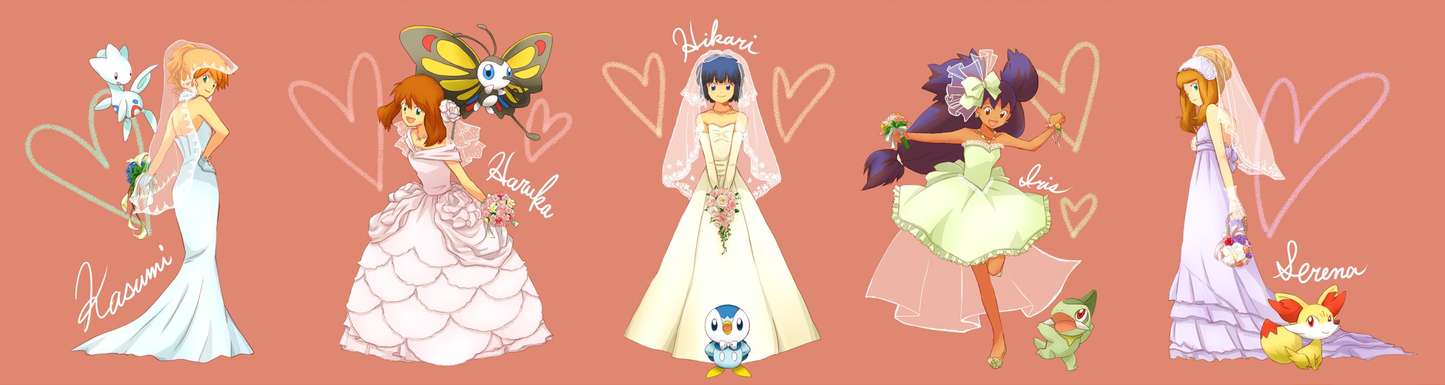 Pokemon Serena Dress Up